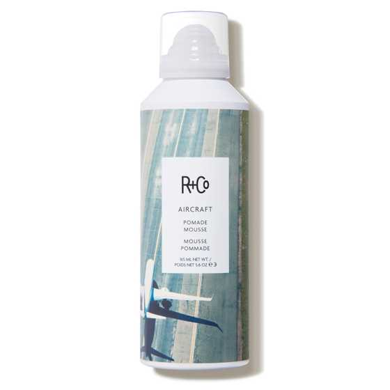 R+Co AIRCRAFT Pomade Mousse 177ml