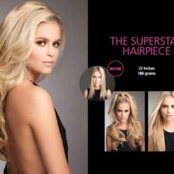The Superstar Hairpiece