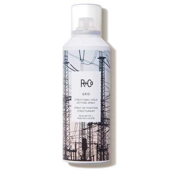 R+Co GRID Setting Spray 193ml